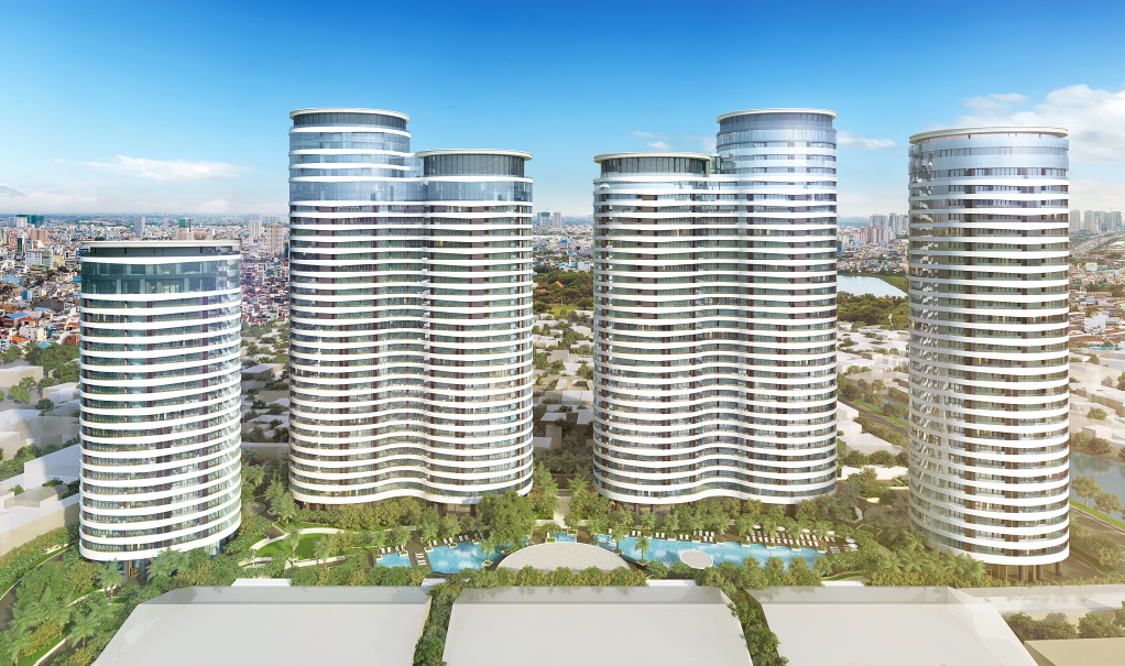 city garden ho chi minh citys most popular residential development - City Garden